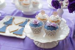 пирожня wedding стоковое фото rf