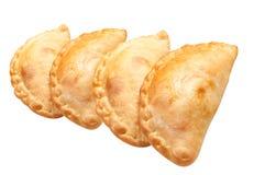 пирожок еды капусты Стоковая Фотография RF