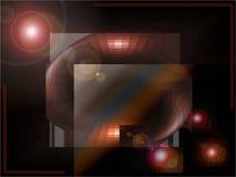 пирофакел предпосылки Стоковая Фотография RF
