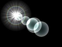 пирофакел Стоковая Фотография RF