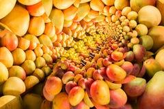 Пиршество манго Стоковые Фото