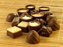 пиршество шоколада Стоковые Изображения
