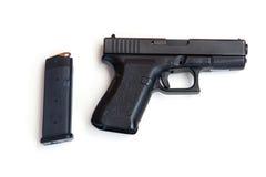 пистолет кассеты Стоковое Изображение