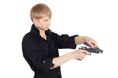 пистолет Стоковые Изображения RF