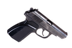 пистолет Стоковая Фотография