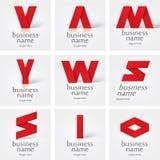 Логос фармации Стоковые Изображения