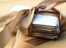 Письма стоковые изображения rf