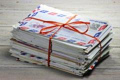 Письма 02 стоковая фотография rf