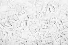 письма стоковые изображения