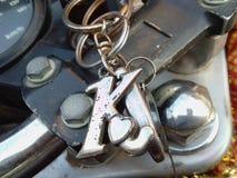 Письмо алфавита k Стоковое Фото