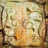 Письмо помадки одного Стоковые Фото