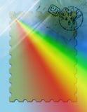 письмо рая к Стоковое Изображение