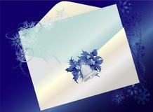 письмо рождества Стоковые Фотографии RF
