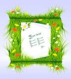 письмо травы бесплатная иллюстрация