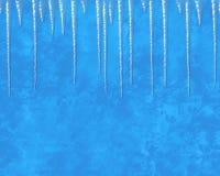 письмо холода 2 Стоковые Изображения RF