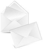 письмо Стоковое фото RF
