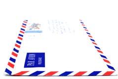 письмо стоковое фото