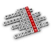 питание ингридиента Стоковое фото RF