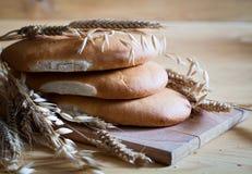 Питание Хлеб сортированный с колосками! Стоковая Фотография RF