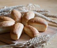 Питание Хлеб сортированный с колосками! Стоковое Изображение RF