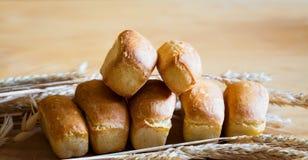 Питание Хлеб сортированный с колосками! Стоковое фото RF