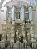 Питер в цепях - усыпальница ` s Микеланджело для Папы Юлия II Стоковая Фотография RF