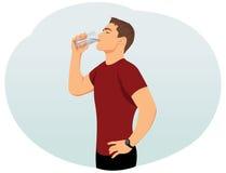 Питьевая вода бесплатная иллюстрация