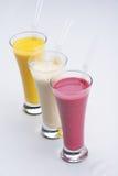 Питье встряхивания Стоковое фото RF