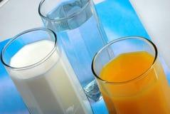 питье здоровое Стоковые Изображения RF