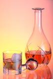питье имеет Стоковая Фотография