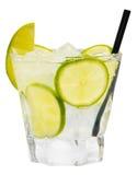 Питье лимона Caipiroska Caipirinha Стоковые Фото