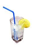 питье коктеила длиннее Стоковые Изображения