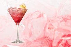 питье коктеила космополитическое Стоковые Изображения RF