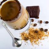питье кофе Стоковая Фотография RF