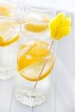 Питье лета Стоковые Фотографии RF