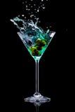 Питье Мартини Стоковая Фотография RF