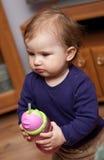 питье младенца Стоковая Фотография RF