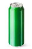 Питье может с тягой кольца Стоковые Фото