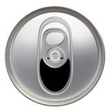 Питье может иллюстрация вектора