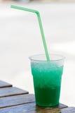 Питье мяты гренадина Стоковые Фотографии RF