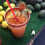 Питье плодоовощ Стоковое фото RF
