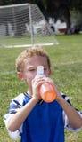 питье тайм Стоковая Фотография RF
