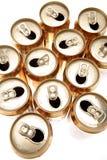 питье чонсервных банк Стоковое Фото