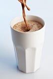 питье шоколада Стоковое фото RF