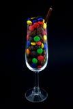 питье шоколада Стоковое Изображение
