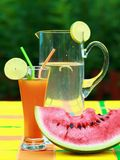питье Стоковое Фото