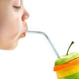 питье Стоковые Фото