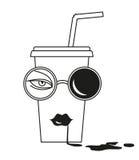питье Стоковая Фотография RF