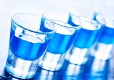 Питье Alcogol Стоковое Изображение RF
