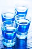 Питье Alcogol Стоковое Изображение